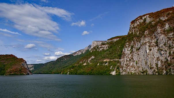 Danube, River, Travel, Iron Gate, Serbia, Gorge