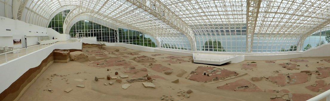 Lepenski Vir, Serbia, Archeology, Attraction