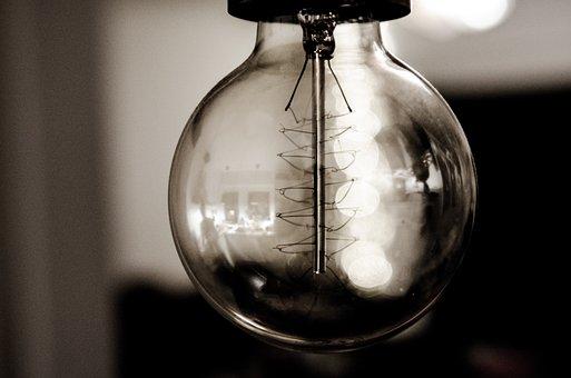 Light, Bulb, Light Bulb, Idea, Energy, Electricity
