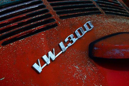 Vw, Old, Auto, Car, Old Timer, Old Car, Veteran