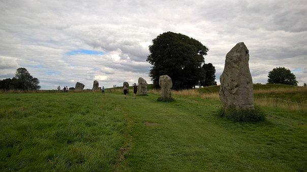 Avebury, Stone Circle, Neolithic, Hence, Prehistoric
