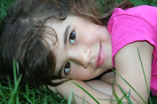 Child, Princess, Beauty, Portrait