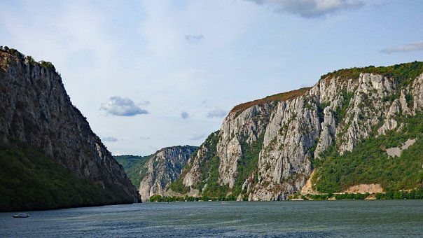 Danube, River, Travel, Iron Gate, Gorge, Serbia
