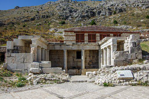 The Ancient City Of Sagalassos, Burdur