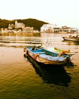 Times, Dock, Sea