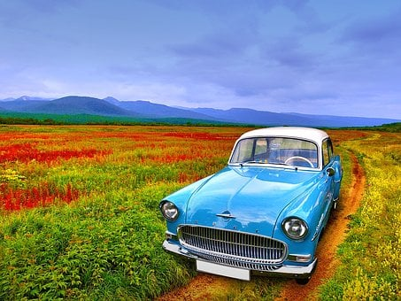 Old, Mood, Old Timer, Style, Classic, Veteran, Old Car
