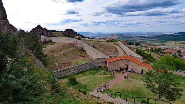 Belogradchik, Bulgaria, Fortress, Rock, Formation