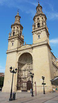 Jakobsweg, Spain, Camino, Make A Pilgrimage, Cathedral