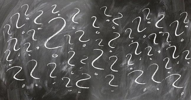 Question, Question Mark, Board, School, Learn, Solution