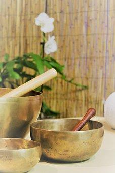 Sound Therapy, Singing Bowl, Oriental, Massage