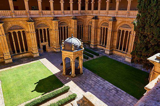 Spain, Salamanca, Historically, Building, Architecture