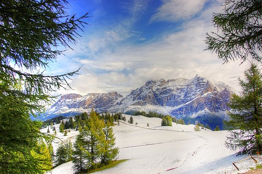 Dolomites, Alpine, Mountains, South Tyrol, Landscape