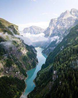 Switzerland, Lake, Nature, Alps, Swiss, Summer
