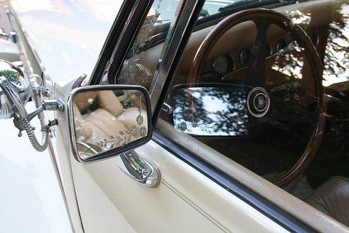 Oldtimer, America, Vintage Car Front