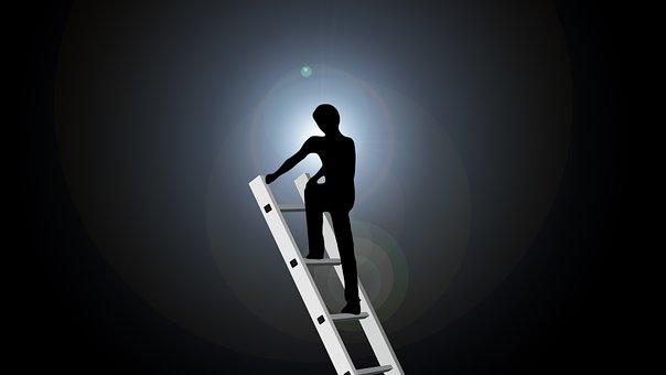Head, Success, Ladder Of Success, Career, Ascent