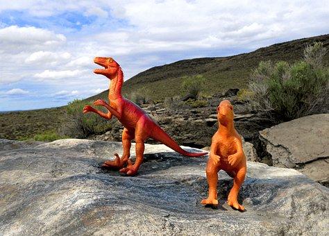 Dinosaur, Prehistoric, Extinct, Paleontology