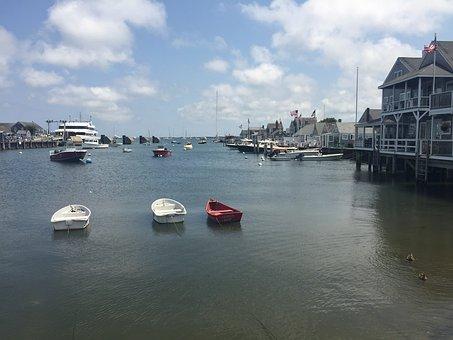 Nantucket, Nantucket Harbor, Harbor
