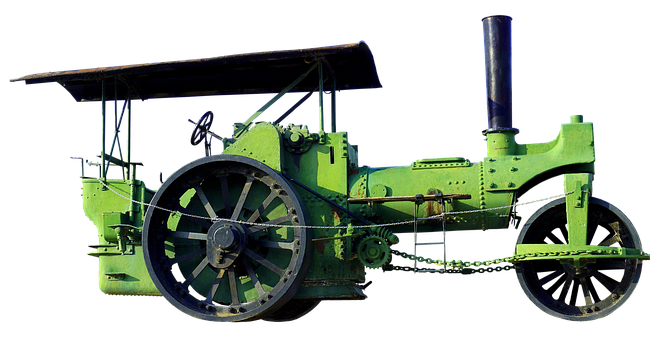 Steam Roller, Roll, Road Roller, Hard
