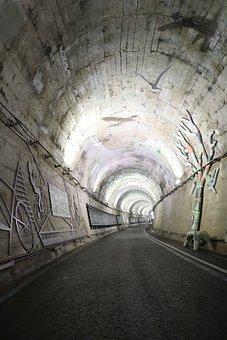 Tunnel, Light, In The Dark, The Brightness, Hope