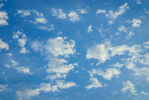 Sky, Azure, Cloud, Light, Blue Sky, Image View, Nature