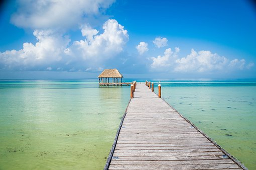 Island, Isla Holbox, Holbox, Holbos Island