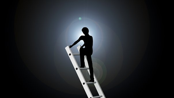 Head, Success, Ladder Of Success, Career, Ascent