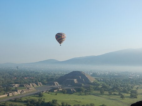 Teotihuacan, Mexico, Archaeological Zone