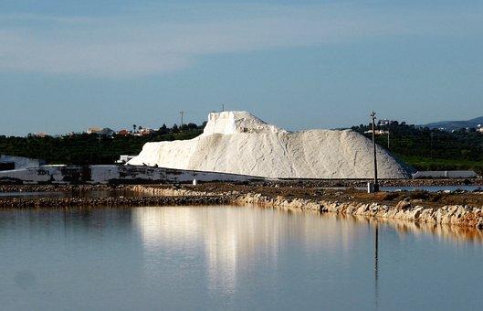 Food, Salt, Saline, Portugal, Algarve