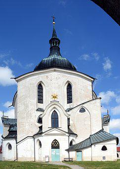 Church, Santini, Unesco, Star