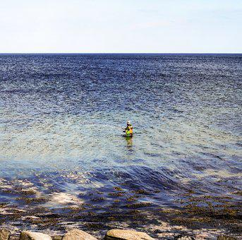 Sea, Baltic Sea Coast, Sport Fishing, Sea Fishing