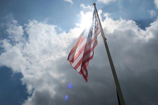 Flag, America, American Flag, Usa, United States