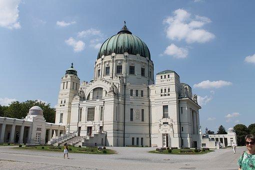 Church, Blanket, Architecture, Ornament, Vault, Vienna