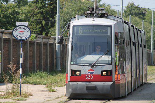 Vienna Lines, Bim, Tram, Vienna, Traffic, Wiener Lines