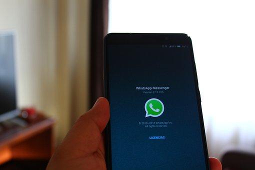 Whatsapp, Messenger, Technology, Cell, App
