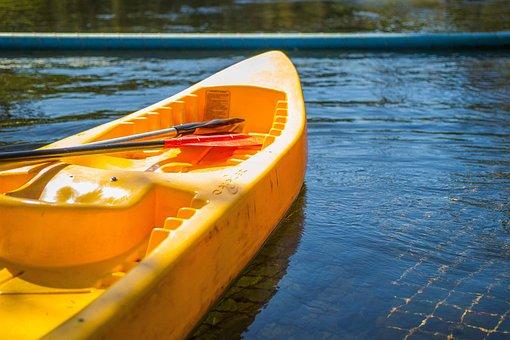 Kayak, Boat, Rio