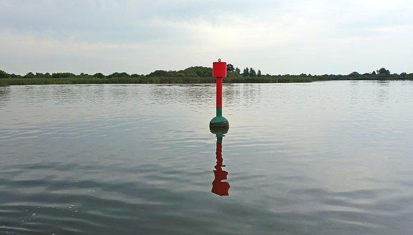 Buoy, Scheepvaartmarkering, Lateral Marking