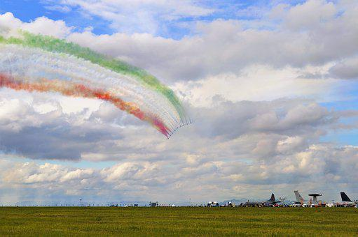Flugshow, Military Aircraft, Aircraft, Fighter Jet