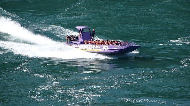 Boat, Speedboat, Powerboat, Water, Sea, Lake, Motor