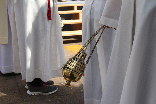 Church, Incense, High Mass