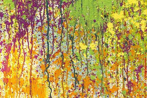 Paint, Paint Splashes, Paint Splash, Drop, Color