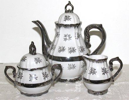 Teapot, Cup And Saucer, Afternoon Tea, Cup, Drink, Tea