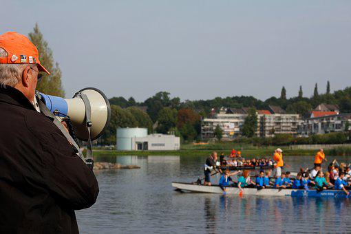 Competition, Rowing, Dragon Boat, Dragon Boat Race