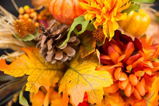 Fall Flowers, Thanksgiving Flowers, Fall, Thanksgiving