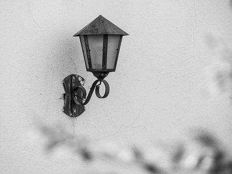 Post, Light, Lighting, Lamp, Chandelier, Brightness