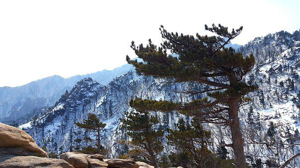 Mt Seoraksan, Gangwon Do, Sokcho, Mountain