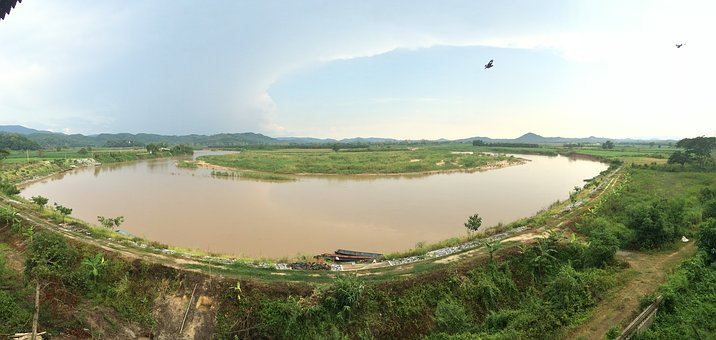 I Water, View, Nature, Mekong River, Tourist Attraction
