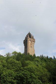 Tower, Scotland, William Wallace, Scottish, Historic