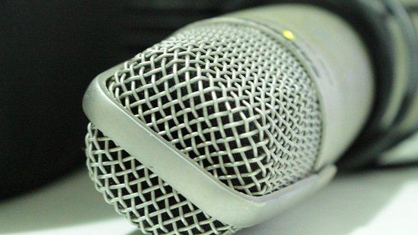 Microphone, Recording, Studio, Instruments, Song