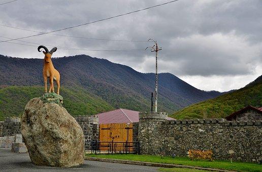 Billy, Horns, Goat, Buck, Livestock, Animal, Mammal