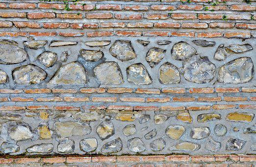 Stone, Brick, Wall, Old, Texture, Brickwork, Building